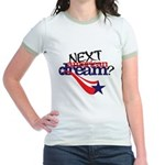 Next american dream Jr. Ringer T-Shirt
