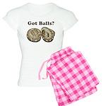 Got Balls? Women's Light Pajamas