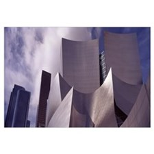 Walt Disney Concert Hall, City Of Los Angeles, Los