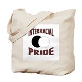 Interracial/Biracial Pride Tote Bag