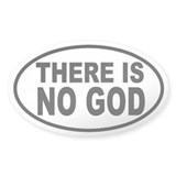 No God Decal
