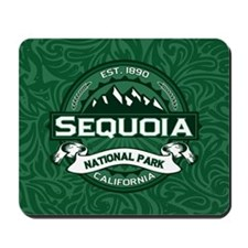 Sequoia Forest Mousepad