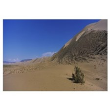 Sand dunes in the desert, Gobi Desert, Independent
