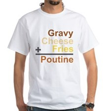 The Poutine Equation Shirt