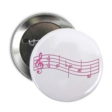 "Pink ""Rue's Whistle"" 2.25"" Button"