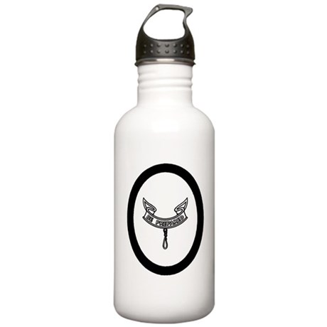 2nd Class Stainless Water Bottle 1.0L