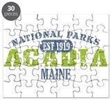 Acadia National Park Maine Puzzle