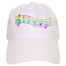 "Rainbow ""Rue's Whistle"" Baseball Cap"