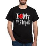 I Love My VAS Tripod Black T-Shirt