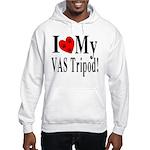 I Love My VAS Tripod Hooded Sweatshirt