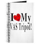 I Love My VAS Tripod Journal