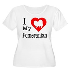 I Love My Pointer T-Shirt