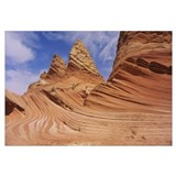 Sandstone formations, Vermillion Cliffs Wilderness