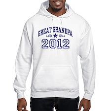 Great Grandpa 2012 Hoodie