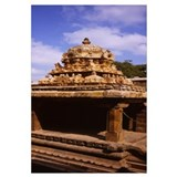 Ruins of a temple, Tamil Nadu, India