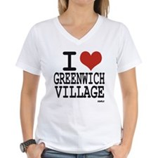I love Greenwich Village Shirt