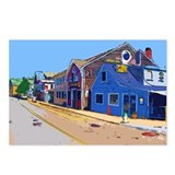 Cute Streets Postcards (Package of 8)