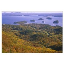 Islands in the sea, Porcupine Islands, Acadia Nati