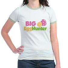 Easter Girl Big Egg Hunter T
