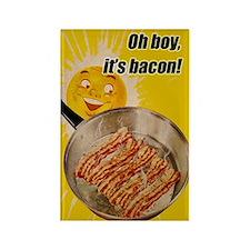 Bacon Fridge Magnet