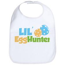 Easter Boy Little Egg Hunter Bib