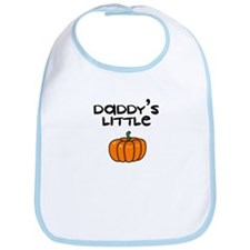 Daddy's Little Pumpkin Bib