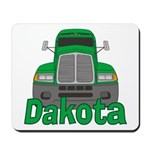 Trucker Dakota Mousepad
