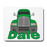 Trucker Dale Mousepad