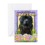 Easter Egg Cookies - Newfie Greeting Card
