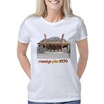 Happy Dubstep Face Women's Light T-Shirt