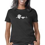 Parvenu Women's Cap Sleeve T-Shirt