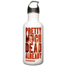 The Walking Dead Already Sports Water Bottle