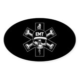 EMT Pirate Day Decal