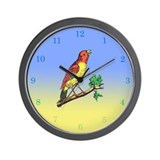 Bird: Wall Clock