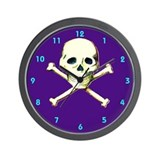 Calavera: Wall Clock