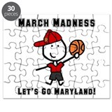 March Madness UMD Puzzle