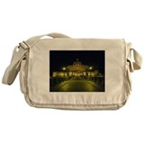 Sant'Angelo by night Messenger Bag