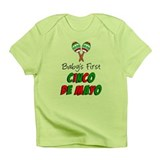 Babys First Cinco De Mayo Infant T-Shirt
