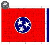 Flag of Tennessee Puzzle