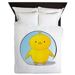 Whee! Chick v2.0 Queen Duvet