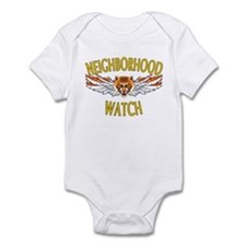 Neighborhood Watch Infant Bodysuit