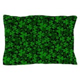 Shamrock Pillow Case