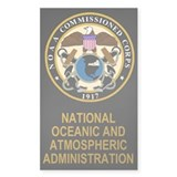 NOAA Commissioned Officer&lt;BR&gt; Decal