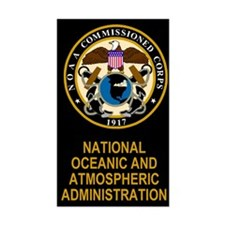 NOAA Commissioned Officer<BR> Decal