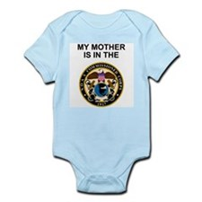 """NOAA Commissioned Officer  <BR>""""My Mother"""" Shirt 3"""