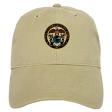 NOAA Commissioned Officer Corps<BR> Khaki Baseball Cap 1