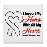 Retinoblastoma Support Tile Coaster