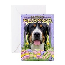 Easter Egg Cookies - Swissie Greeting Card