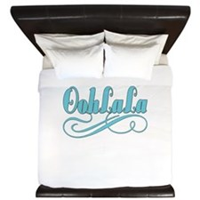 Just Ooh La La King Duvet