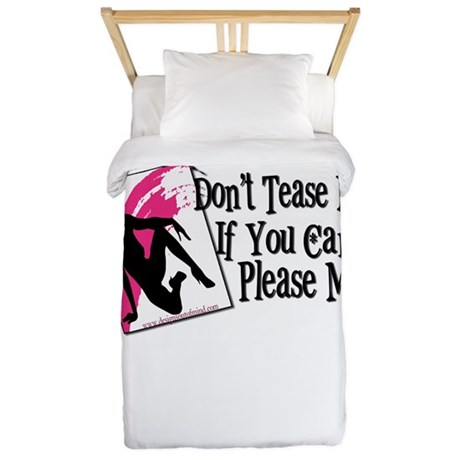 Tease Me Please Me Twin Duvet